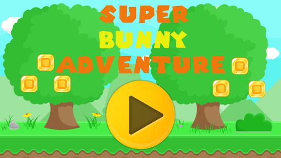 Super Rabbit Adventure - náhled