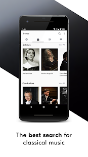 IDAGIO Classical Music Streaming Premium 2.0.5 APK For Android - 6 - images: Download APK free online downloader | Download24h.Net