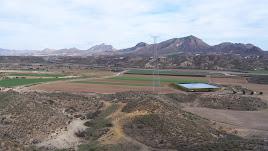 la reserva de tortugas está ubicada en un pasillo ambiental que une la Sierra de Almagro y Almagrera, cuya superficie fue aminorada.