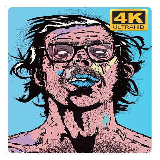 Grime Art Wallpaper (app)