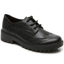 Geox Jr Casey Lace Up SCHOOL LACE UP