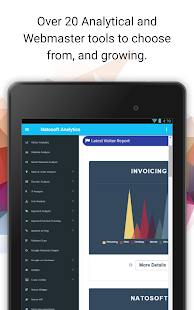 Natosoft Analytics- screenshot thumbnail