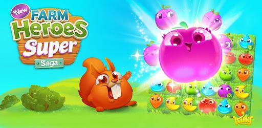 Farm Heroes Super Saga Apps Bei Google Play