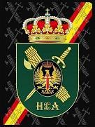 HERMANDAD DE GUARDIAS CIVILES AUXILIARES DE ESPAÑA Logoex10