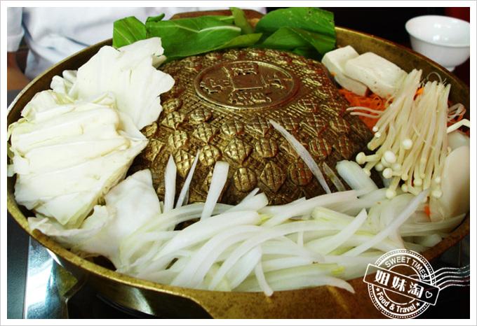 韓之味菜單銅盤烤牛肉
