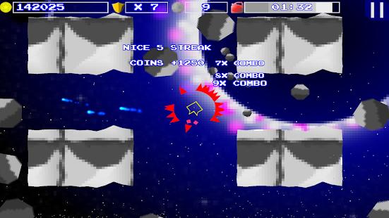 Asteroids Destroy Mission - náhled