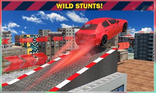 Car-Roof-Jumping-Stunts-3D 2