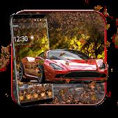Tải 3D Luxury Sports Car Theme miễn phí