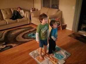 Photo: Family Night Outdoor Challenge