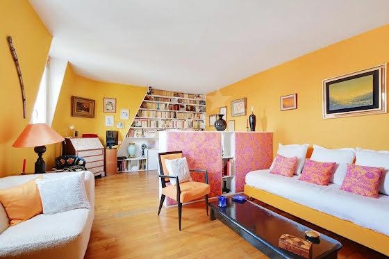 Vente appartement 3 pièces 50,58 m2