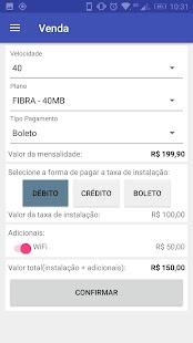 Nova Fibra Comercial - náhled