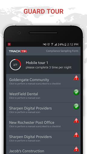 TrackTik Guard Tour 5.7.104 screenshots 5