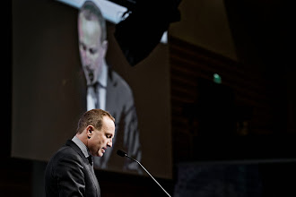 Photo: Foto: Lizette Kabré.  Mr Martin Lidegaard, Minister for Foreign Affairs, Denmark