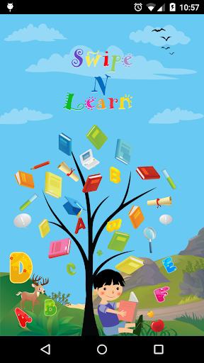 Swipe N Learn