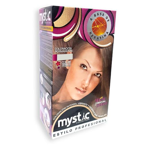 Tinte Mystic Kit 8.31 Rubio Claro Beige (Kit 8.31)
