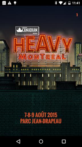 Heavy Montréal 2015