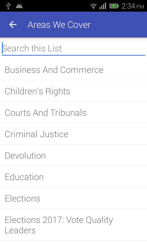 LawQuery Kenya- screenshot
