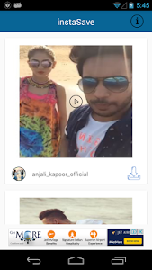 InstaSave Photo & Video Saver screenshot 3