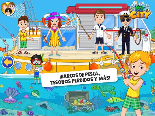 My City : Aventuras en Barco screenshot 10