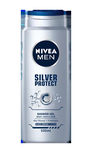 jabon liquido nivea silver protect 500ml