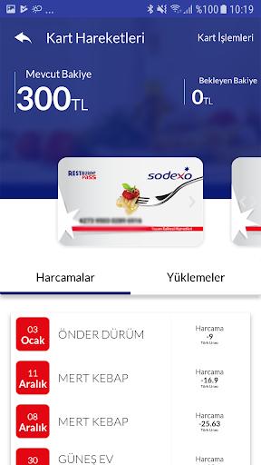 Sodexo  screenshots 3