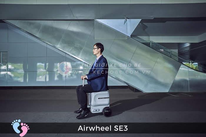 Vali chạy điện thông minh Airwheel SE3 3