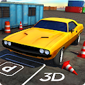 Extreme Car Parking Sim 3D icon