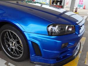 スカイラインGT-R R34 Vスペック2のカスタム事例画像 まーくん/GT-R🤭 ただの車好きですさんの2020年08月31日20:20の投稿