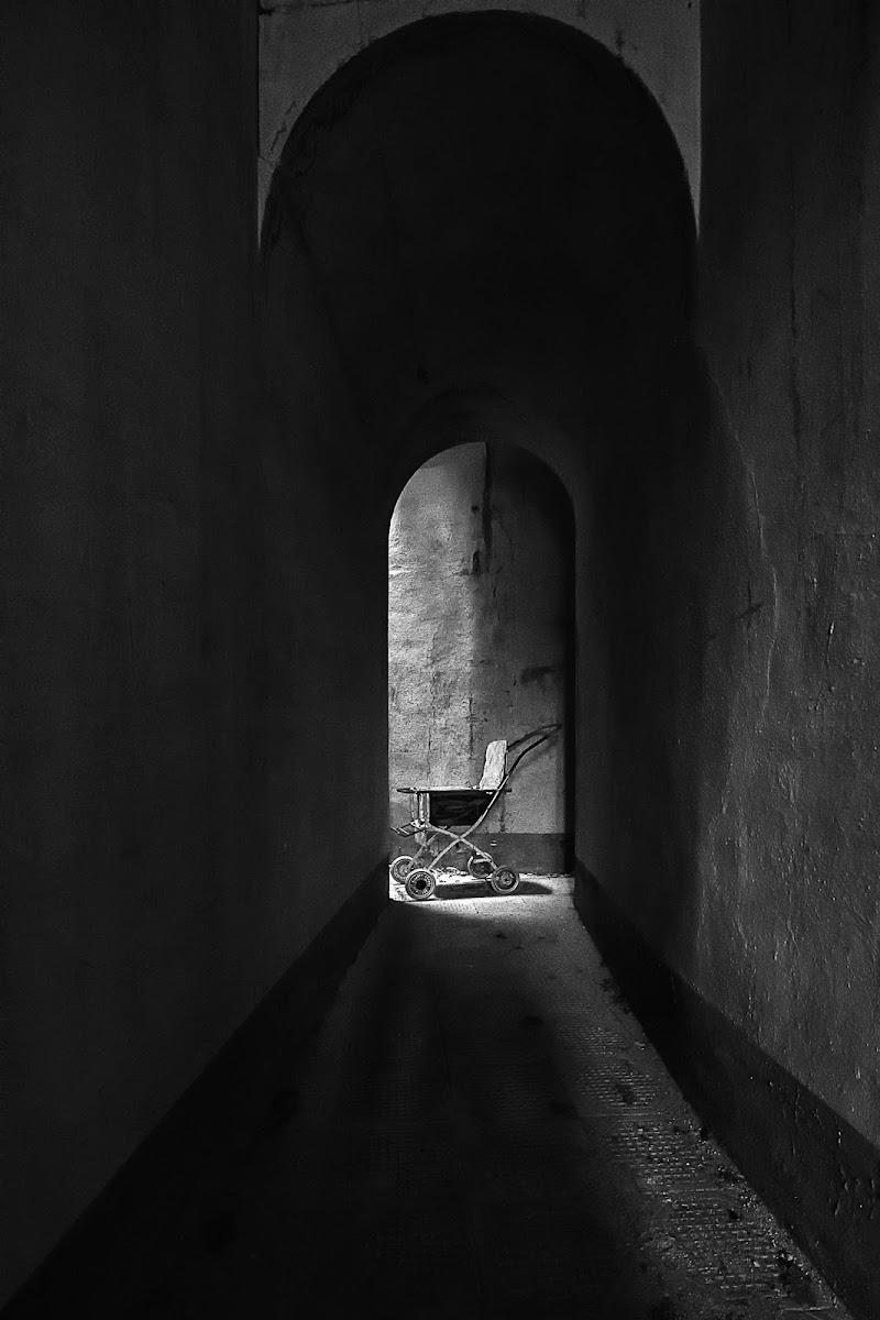 In fondo al corridoio troverai la luce di Buttero59