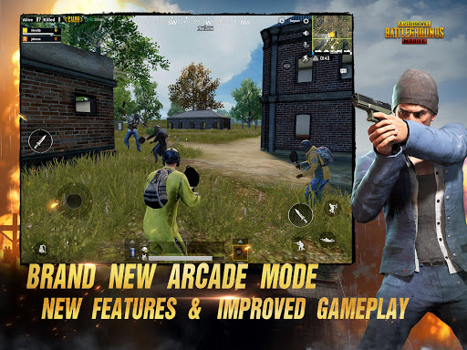 (APK) تحميل لالروبوت / PC PUBG MOBILE ألعاب screenshot