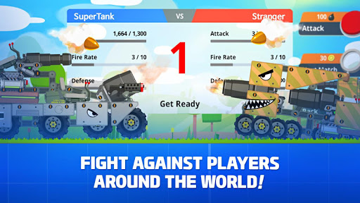 Super Tank Rumble 4.4.0 screenshots 2