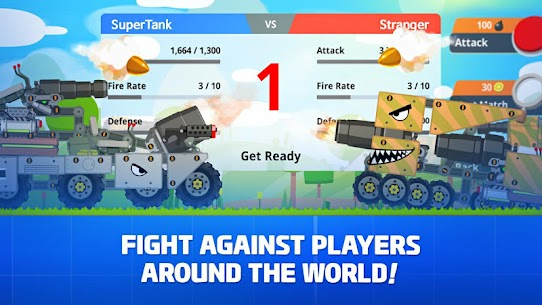 Super Tank Rumble App Download For Android and iPhone 2