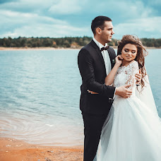 Wedding photographer Andrey Khomenko (Oksamyt). Photo of 11.01.2018