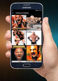 Goldberg Wallpaper WWE - náhled