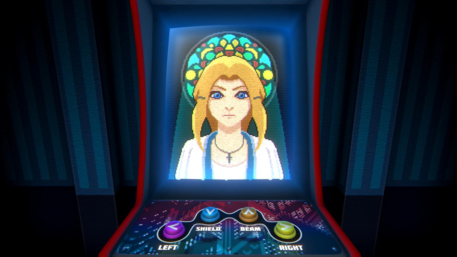 GodSpeed Arcade Cabinet- screenshot
