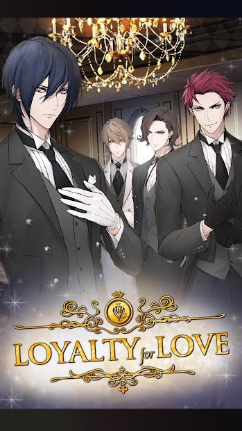 Loyalty for Love: Romance You Choose Android App Screenshot