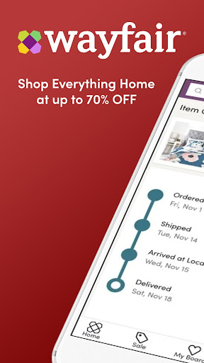 Download Wayfair - Shop All Things Home MOD APK 1