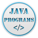 Java Programs App icon