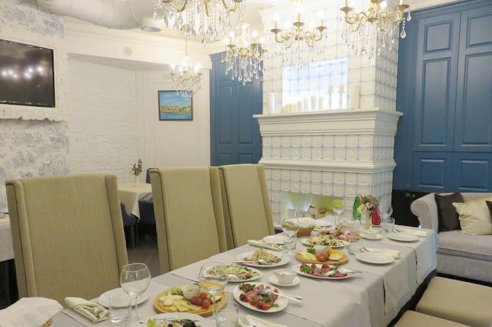 Фото №6 зала Сербский ресторан Боэми