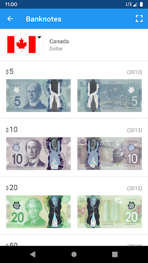 Exchange Rates screenshot 7