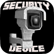 Security Home Device Mod Minecraft PE
