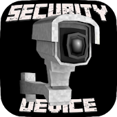 Security Home Device Mod Minecraft PE Icon