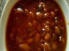 Jack Daniels Bourbon Molasses Baked Beans Recipe