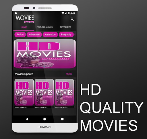 Watch HD Movies Premium for PC