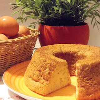 Egg Whites Cake.