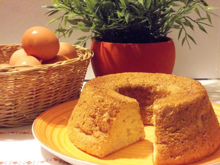 Egg Whites Cake Recipe
