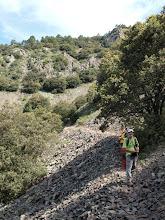 Photo: Roquers de la Cansalada. Això és terme de Prades (Baix Camp).