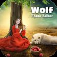 Wolf Photo Editor icon