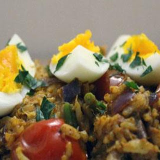 Smoked Mackerel Kedgeree Recipe