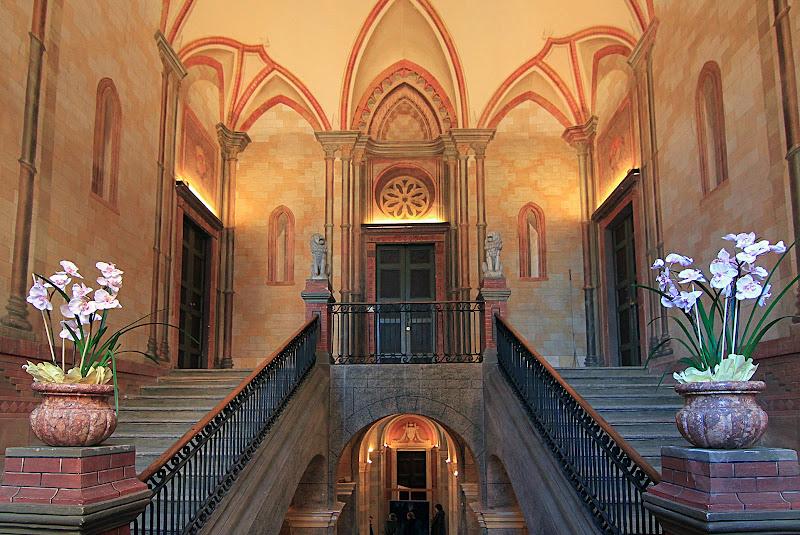 Scala di palazzo Grosso di MicheleSpadafina